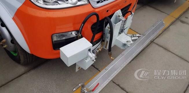 长安路面清洗车功能介绍